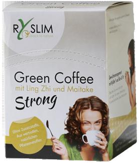 RySlim Strong Green Coffee, Pilzkaffee
